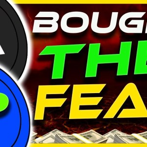 BITCOIN DUMPED SO I BOUGHT MORE ALTCOINS | Buy These Altcoins? | Crypto News Today