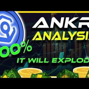 600% Gains Incoming?! ANKR Will Explode! ANKR Analysis & Update | Crypto News Today