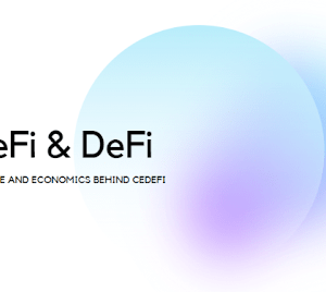 building cedefi finance and economics behind cedefi