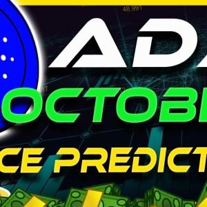 CARDANO ADA PRICE PREDICTION OCTOBER 2021   CRYPTO NEWS TODAY
