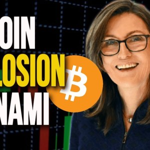 Cathie Wood Bitcoin - We Have NEVER SEEN This Opportunity