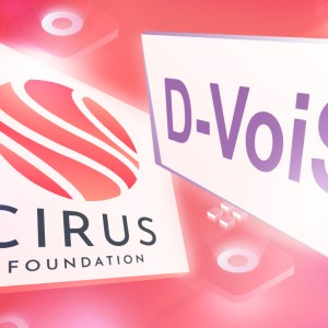 cirus foundation enters into strategic agreement with d vois
