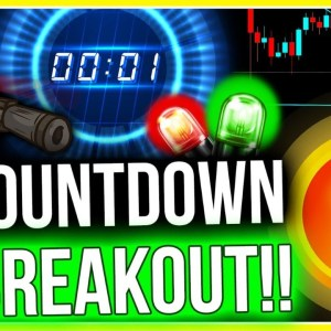 COUNTDOWN TO EXPLOSIVE CRYPTO BREAKOUT! (1 STRONG SIGNAL FLASHING)