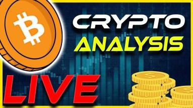 Crypto Analysis & Update | BTC, ETH, ADA, XRP & More | Crypto News Today Live