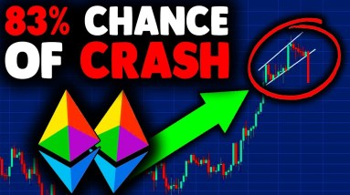 ETHEREUM CRASH 83% OF THE TIME WHEN THIS HAPPENS!!! ETHEREUM PRICE PREDICTION & ETHEREUM NEWS TODAY!