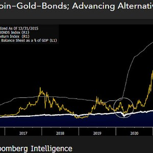 gold bond portfolios are naked without bitcoin bloomberg strategist asserts