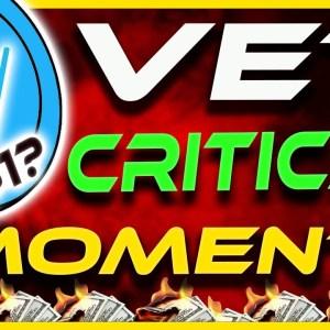 🚨 URGENT 🚨 HUGE VECHAIN BREAKOUT or BREAKDOWN?  VET Price Analysis & Update | Crypto News Today