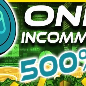 Harmony ONE 500% Gains? Harmony One Analysis & Update | Crypto News Today