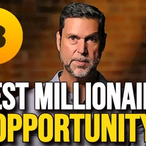 How To Become A Bitcoin Millionaire in 5 Years - Raoul Pal