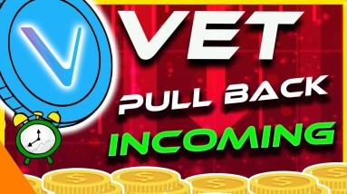 HUGE VECHAIN  BREAKDOWN?  VET Price Analysis & Update   Crypto News Today
