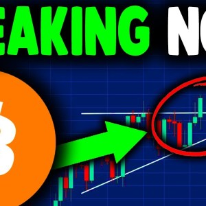 BITCOIN BREAKING OUT NOW (price target)!!! BITCOIN PRICE PREDICTION & BITCOIN NEWS TODAY [explained]