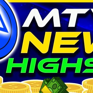 MTV Price Pumps! Insane Gains For MTV! MultiVac MTV Analysis & Update | Crypto News Today