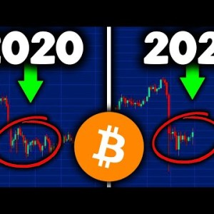 NEW BITCOIN CHART REVEALS NEXT MOVE (must watch)!! BITCOIN NEWS TODAY & PRICE PREDICTION AFTER CRASH