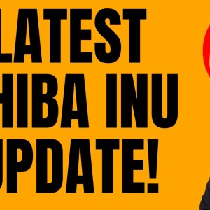 SHIBA INU - LATEST UPDATE! SHIB HOLDERS WE ARE UP TODAY!