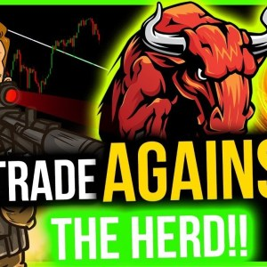 1 TRADE AGAINST THE TREND FOR THE BIGGEST, LIFE-CHANGING CRYPTO GAINS!!