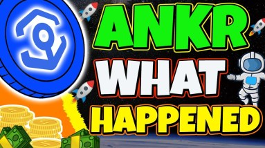 ANKR  | WHAT HAPPENED AND WHAT NEXT?