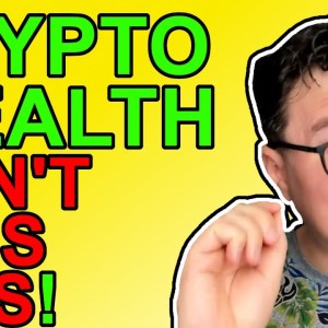 Bitcoin & Crypto Biggest Wealth Event Of Your Life! DO NOT MISS THIS!