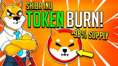 BURN ALL THE COIN SUPPLY! SHIBA INU HOLDERS WATCH IN 8 HOURS!