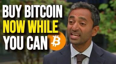 Chamath Palihapitiya - I Can Confidently Say Bitcoin Has Replaced Gold