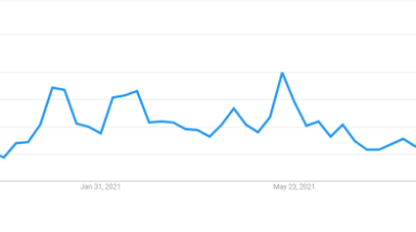 despite rising bitcoin price google trends show interest remains low