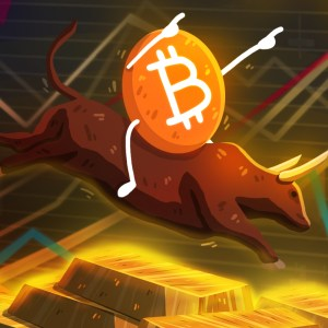 jp morgan institutional investors prefer bitcoin btc over gold as inflation fears rise