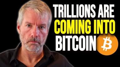 Michael Saylor INSANE Bitcoin Prediction