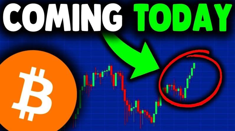 BITCOIN WILL MAKE HISTORY TODAY (Bitcoin ETF)!! BITCOIN NEWS TODAY & BITCOIN PRICE PREDICTION 2021!!