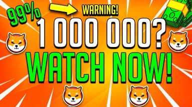 SHIBA INU HOLDERS: IF YOU HOLD JUST 1,000,000 SHIB TOKENS YOU NEED TO SEE THIS!! - $SHIB News