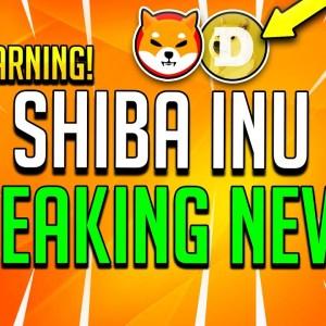 SHIBA INU BREAKING NEWS! DOGECOIN TO LOSE TO SHIB!? - SHIB VS DOGE