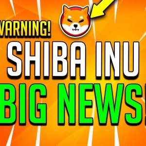 SHIBA INU MASSIVE NEWS CONFIRMED! LEAKED REPORT! - SHIB Trading