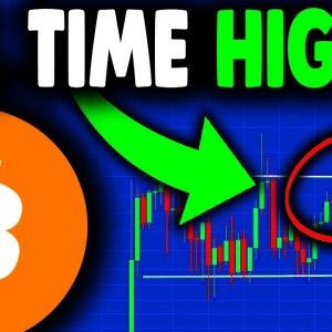 NEW BITCOIN PRICE TARGET ABOVE ALL TIME HIGH! Bitcoin News Today, Bitcoin Price Prediction Explained