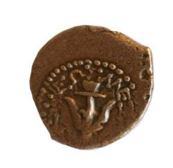 bronze widow's mite bible coin