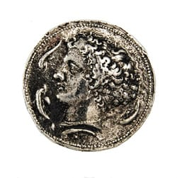 Decadrachm of Syracuse 413 BC