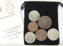 MA educational coin set