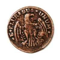 NY Immunis Columbia coin