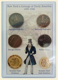 New York's Coins of Early America set