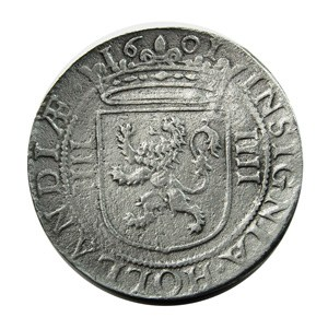 Ducatoon of Amsterdam coin