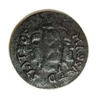 Janus head Half Penny 1776