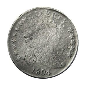 Draped bust Liberty Silver Dollar