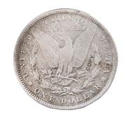 Morgan Dollar 1885