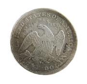 Seated Liberty 1870
