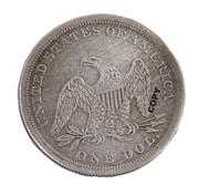seated liberty 1861