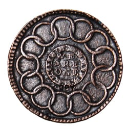 fugio cent copper