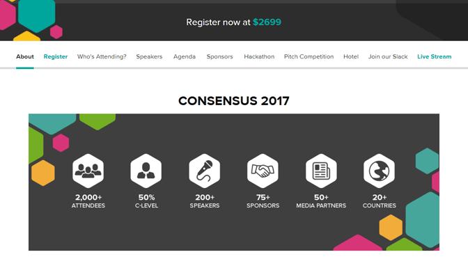 Consensus 2017 – ein ausreichender Rückblick