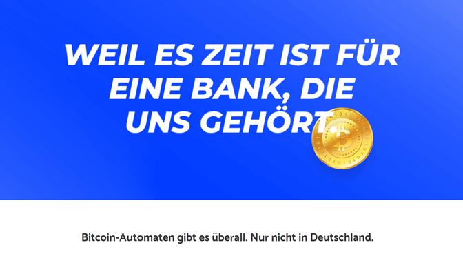 #bitte1bitcoin – Neue deutsche Bitcoin-Automaten-Initiative