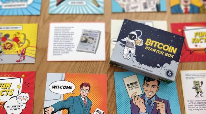 """Die """"Bitcoin Starter Box"""" – Perfekt für Einsteiger"""