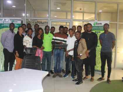 CDIN and Bloceducare Launch the Second Phase of 500 Nigeria Developers for Ethereum