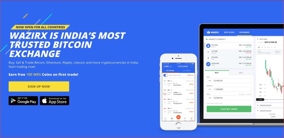 bitcoin app india