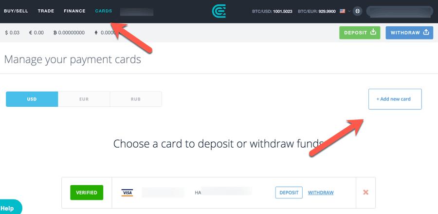 Pay via Card