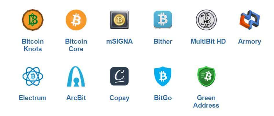 Bitcoin Desktop Wallets